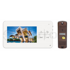 Комплект видео домофона LUMI kit