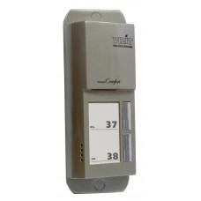 VIZIT-405A-2 Блок вызова домофона аудио на 2 абонента